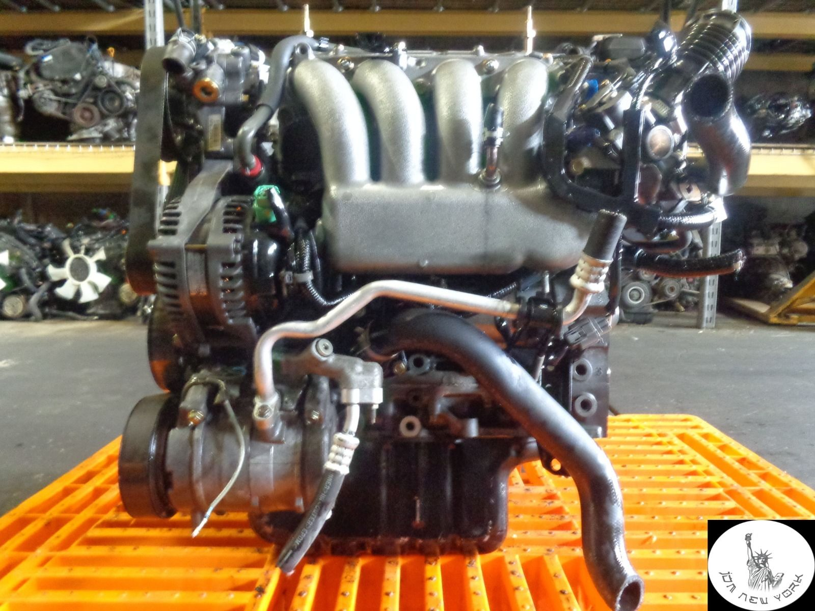 HONDA ODYSSEY ABSOLUTE RB1 ACURA TSX 2.4L HIGH COMP. VTEC ENGINE JDM K24A 200HP - JDM New York