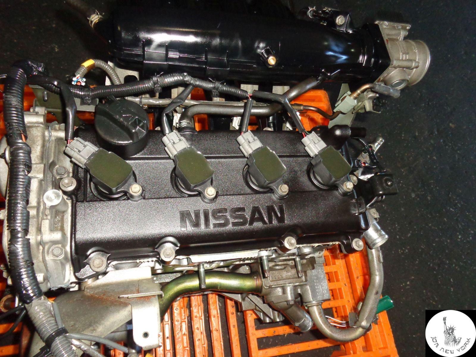 2002 2005 Nissan Sentra Se R Spec V 2 5l Dohc 4 Cyl Engine Jdm Qr25de Jdm New York