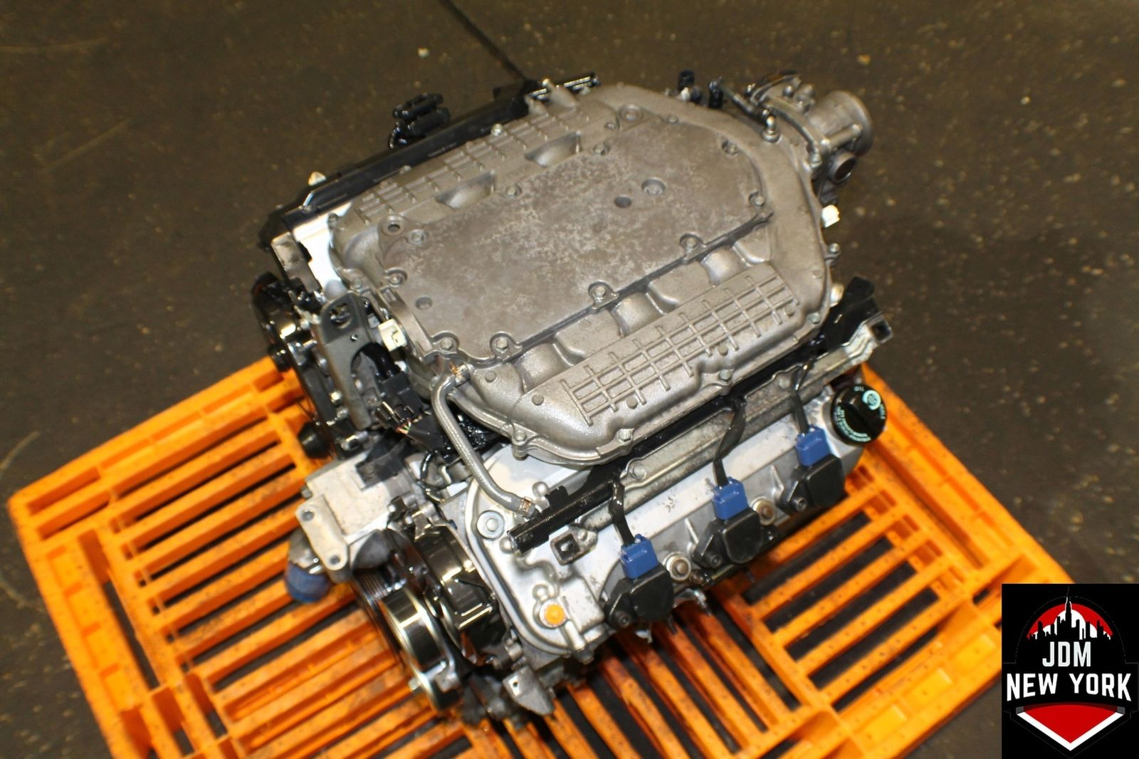 2005-2006 HONDA ODYSSEY EX-L/TOURING 3.0L VCM REPLACEMENT ENGINE FOR 3.5L  (J35A7) JDM J30A | JDM New YorkJDM New York