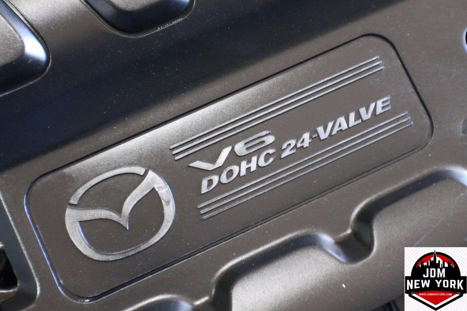 01 02 03 04 FORD ESCAPE 3.0L DOHC 24-VALVE DURATEC 30 V6 ...