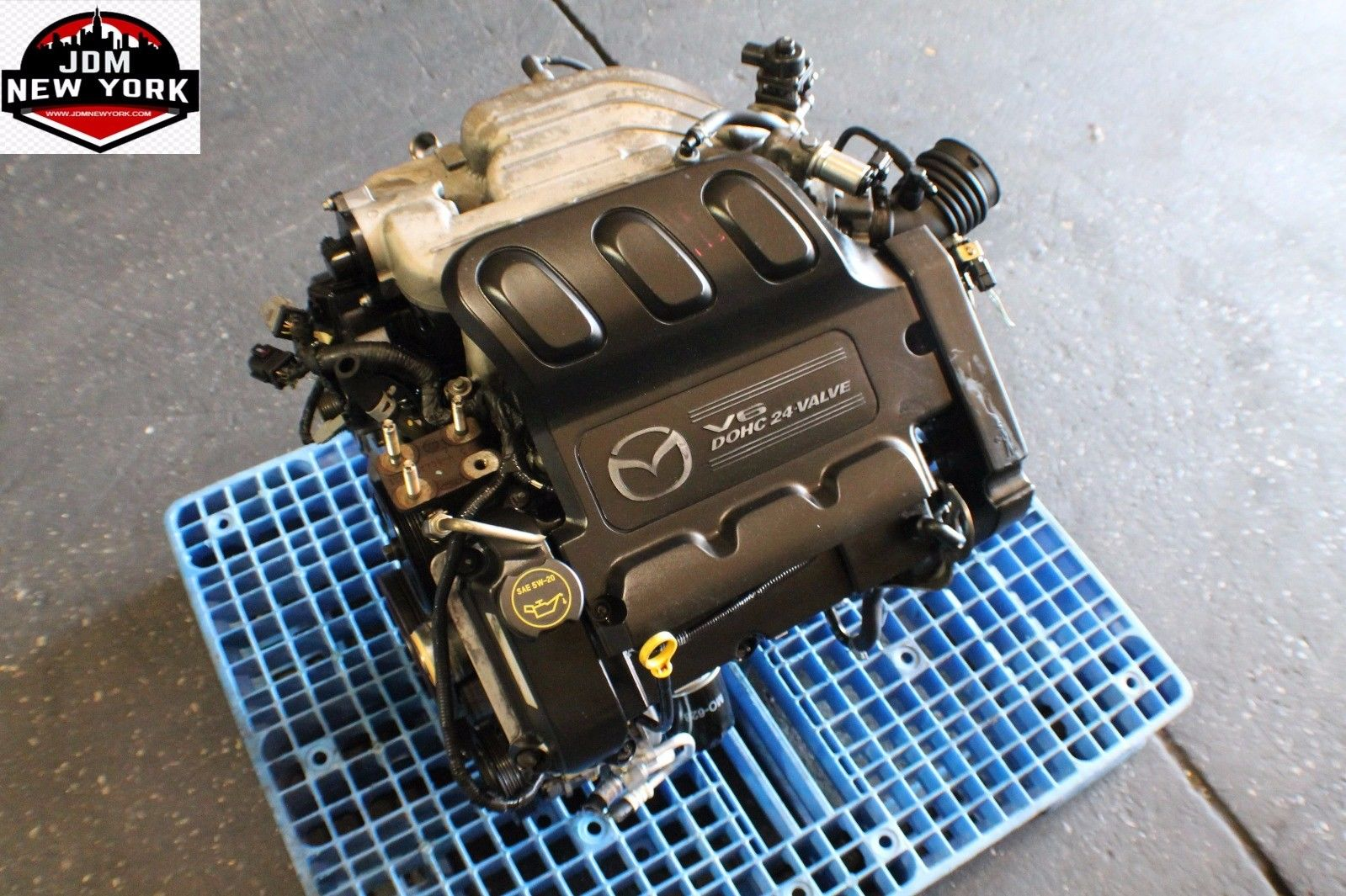 2001-2004 ford escape 3.0l dohc 24-valve duratec 30 v6 engine jdm aj | jdm  new york  jdm new york