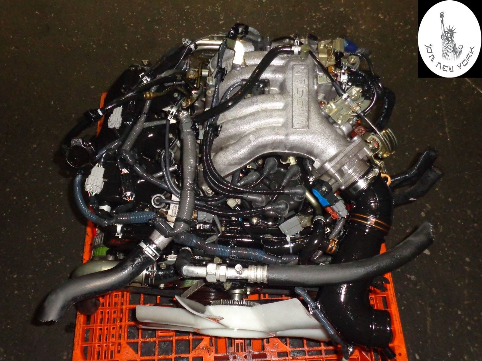1996 2000 nissan pathfinder 3 3l sohc v6 engine jdm vg33 e jdm new york 1996 2000 nissan pathfinder 3 3l sohc v6 engine jdm vg33 e jdm new york