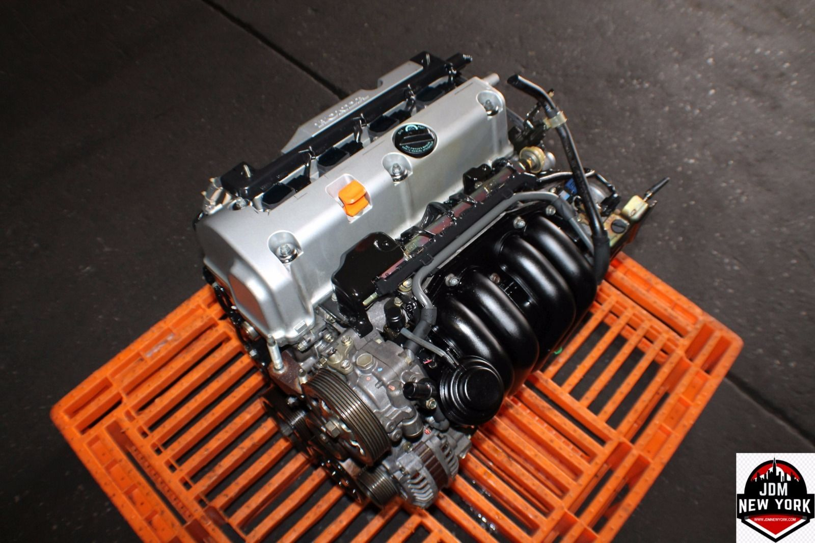 02 04 Acura Rsx Base 02 05 Honda Civic Si 2 0l I Vtec Engine Jdm K20a K20a3 Jdm New York