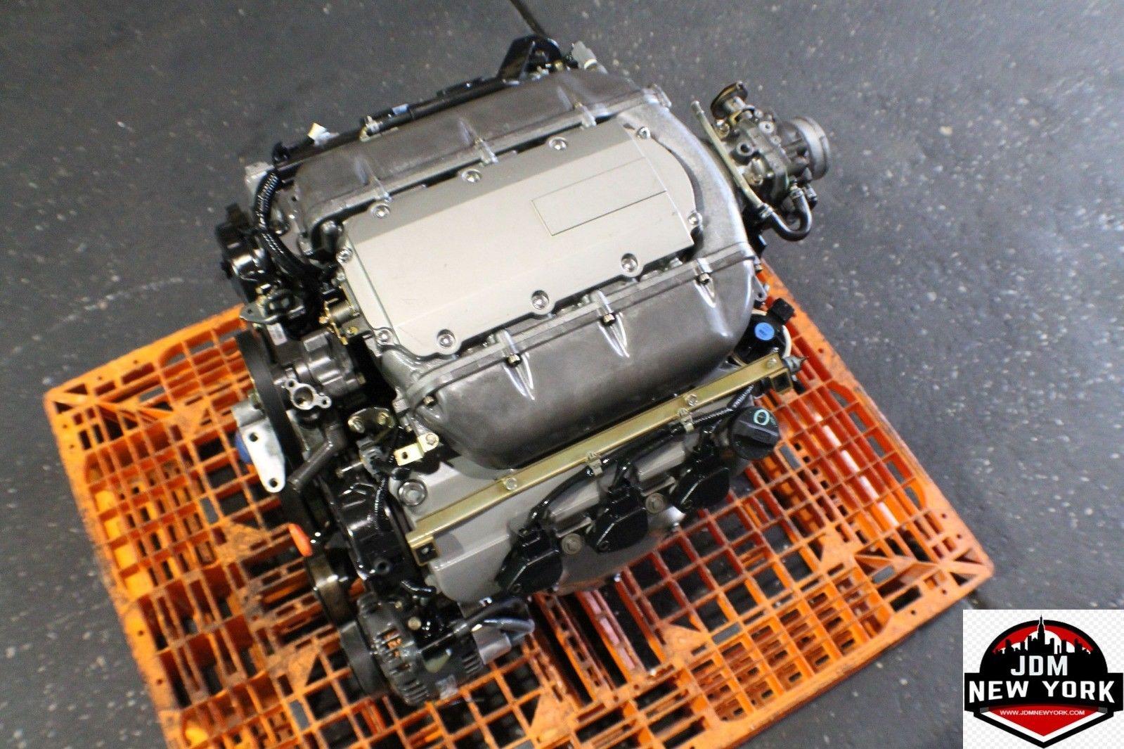 2002 2003 Acura Tl Type S 3 2l V6 Sohc Vtec Engine Jdm J32a J32a2 Jdm New York