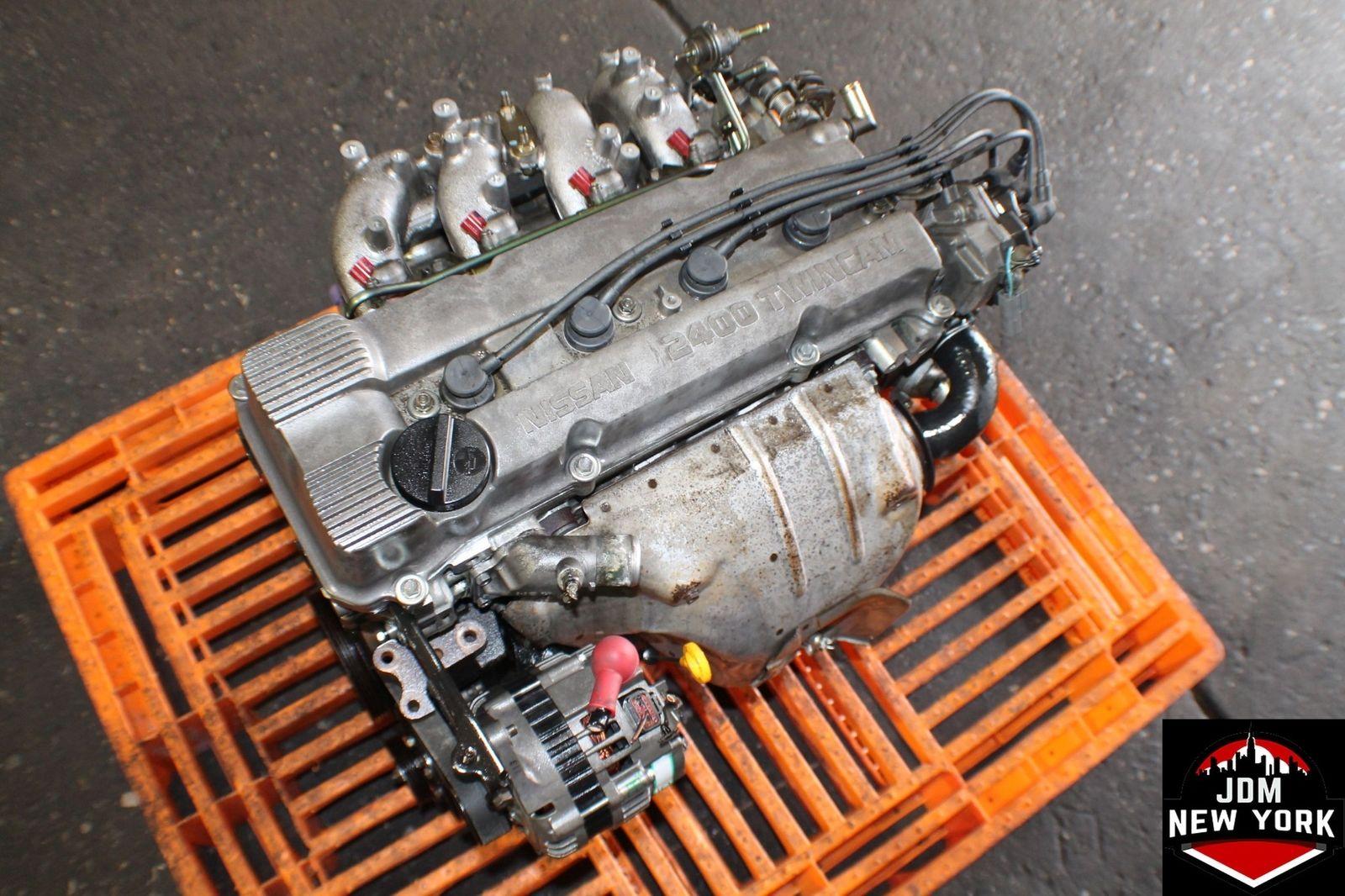1998-2001 NISSAN ALTIMA 2.4L TWIN CAM (FWD) ENGINE JDM ...