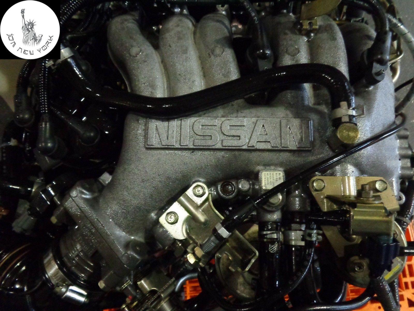 1996 2000 Nissan Pathfinder 3 3l Sohc V6 Engine Jdm Vg33 E Jdm New York