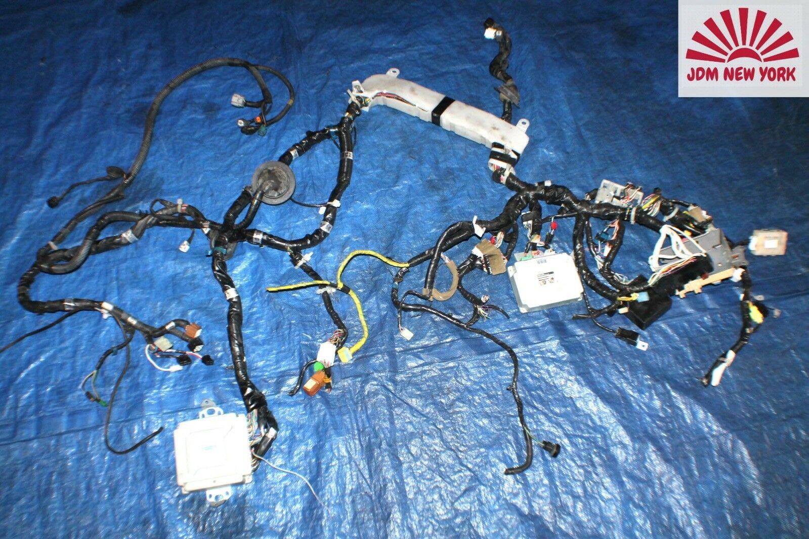 JDM SUBARU IMPREZA WRX G11 OEM RHD ECU TCU HARNESS 22611AF461 31711-AE920 on subaru radio harness, subaru tail lights, dual car stereo wire harness, subaru gauges, subaru lighting harness, subaru subwoofer harness, subaru radio wiring diagram, subaru speed sensor, subaru coil wire harness, subaru parts warehouse, subaru outback engine diagram, subaru transmission harness, subaru headlight harness, subaru oil filter, subaru timing chain, subaru hood, subaru wiring connector, subaru engine harness, subaru intake, subaru muffler,