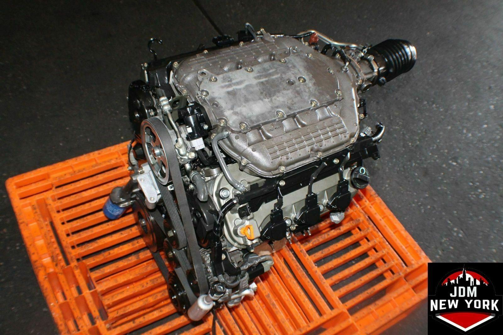 2007 2008 Acura Tl Type S 3 5l Sohc V6 Non Vcm Vtec Engine Jdm J35a Jdm New York