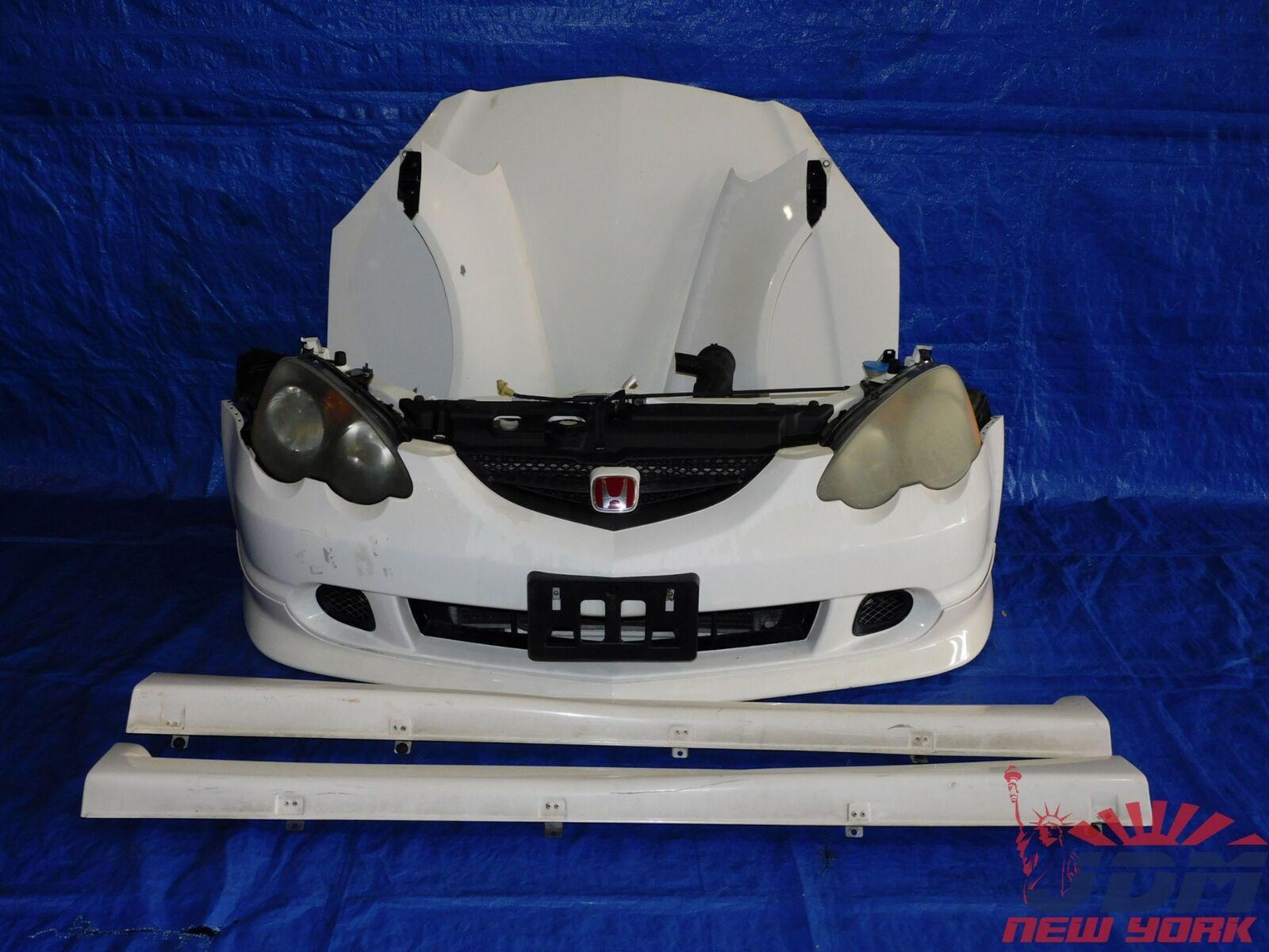 02 06 Jdm Honda Integra Acura Rsx Dc5 Oem Nose Cut Front End Conversion 3 Jdm New York